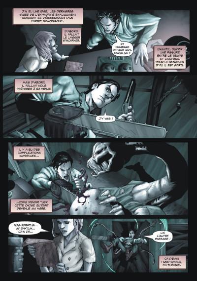 Page 3 Evil dead 2 tome 1