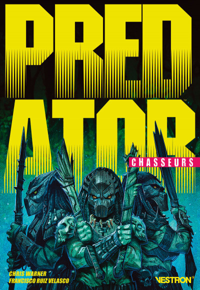 Couverture Predator - chasseurs tome 1