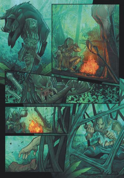 Page 1 Predator - chasseurs tome 1