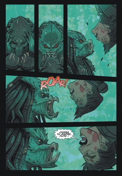 Page 2 Predator - chasseurs tome 1