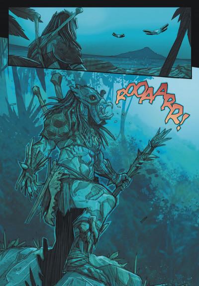 Page 3 Predator - chasseurs tome 1