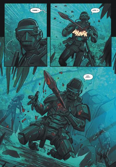 Page 4 Predator - chasseurs tome 1