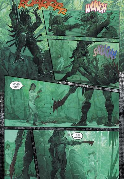 Page 5 Predator - chasseurs tome 1