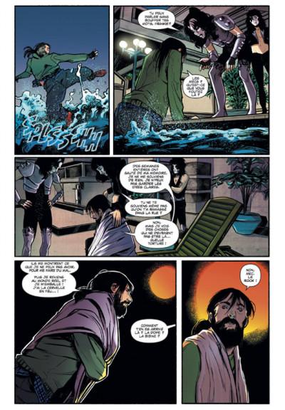 Page 3 Kiss Vampirella