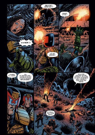 Page 2 Judge dredd / Aliens / Predator - La totale