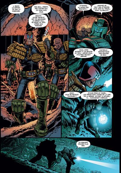 Page 3 Judge dredd / Aliens / Predator - La totale