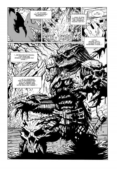 Page 2 Predator - Intouchable