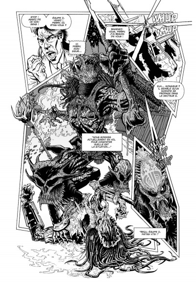 Page 4 Predator - Intouchable