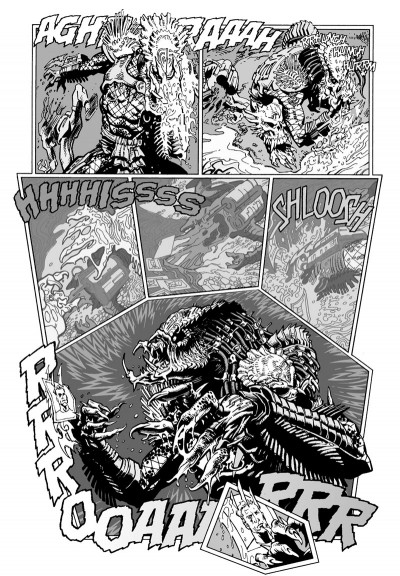 Page 5 Predator - Intouchable