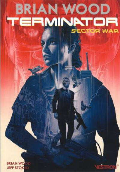 Couverture Terminator - Sector war