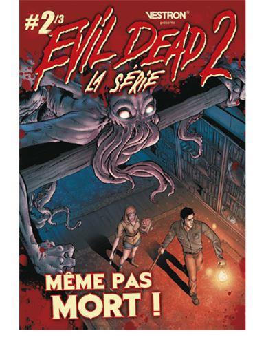 Couverture Evil dead 2 tome 2