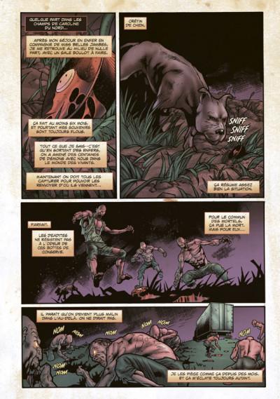 Page 1 Evil dead 2 tome 2