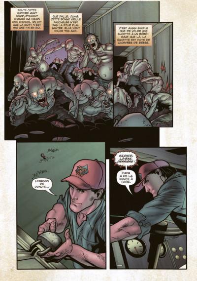 Page 2 Evil dead 2 tome 2