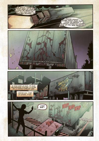Page 3 Evil dead 2 tome 2