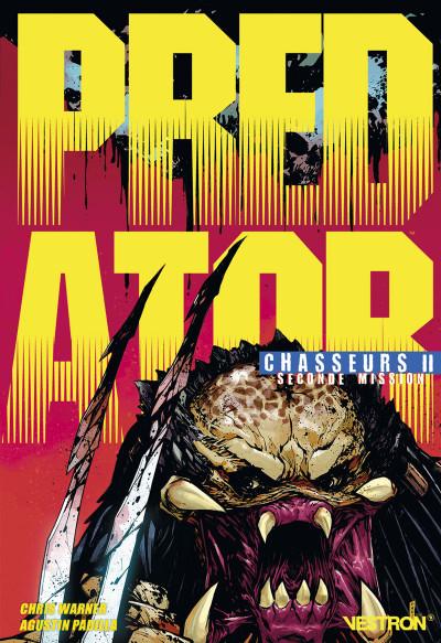 Couverture Predator - chasseurs tome 2