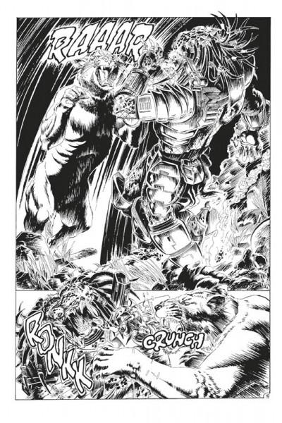 Page 3 Predator - La traque infernale