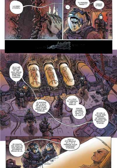 Page 3 Aliens - Perdition
