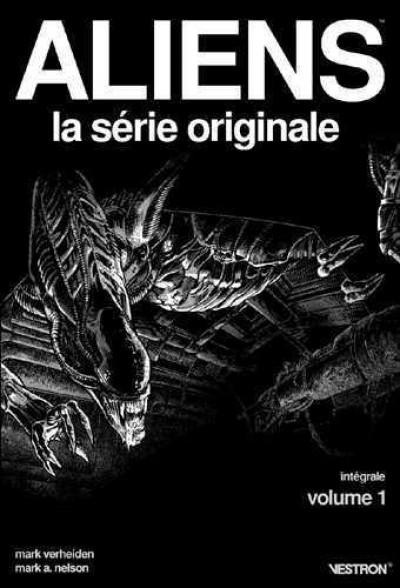 Couverture Aliens, la série originale - intégrale tome 1