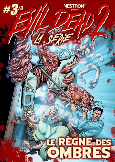 Couverture Evil dead 2 tome 3