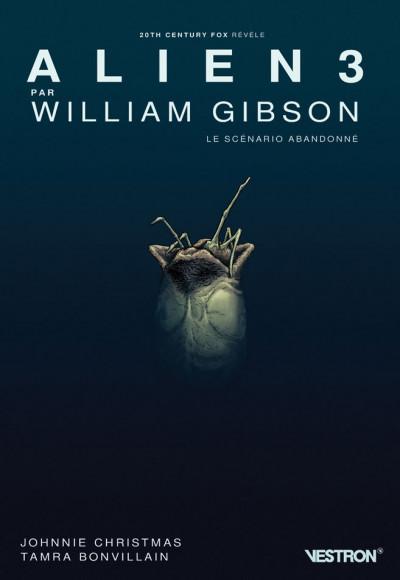 Couverture Alien 3 - Le scénario abandonné