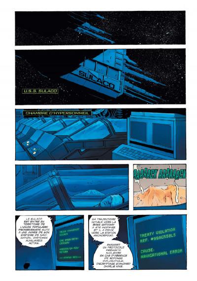Page 1 Alien 3 - Le scénario abandonné