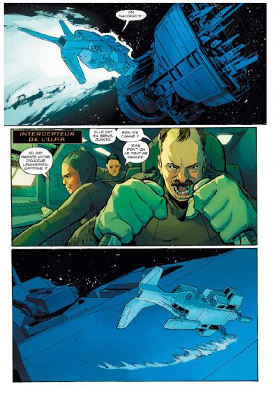 Page 2 Alien 3 - Le scénario abandonné