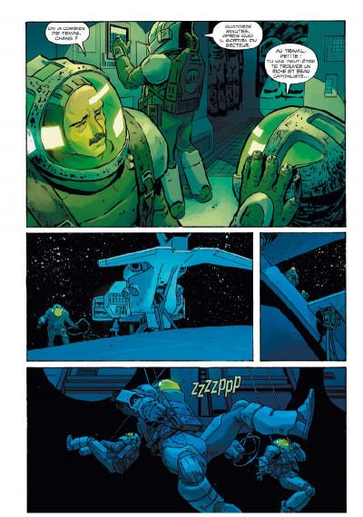 Page 3 Alien 3 - Le scénario abandonné