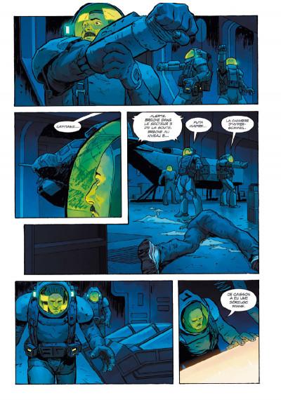 Page 4 Alien 3 - Le scénario abandonné
