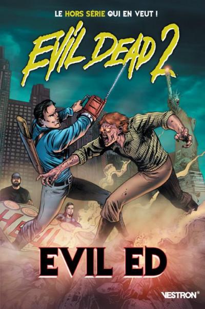 Couverture Evil dead 2 - Evil Ed