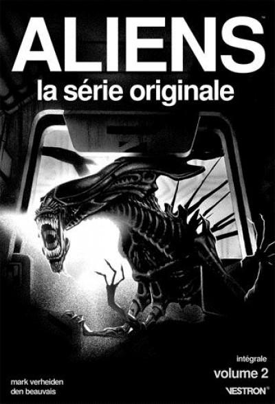 Couverture Aliens, la série originale - intégrale tome 2