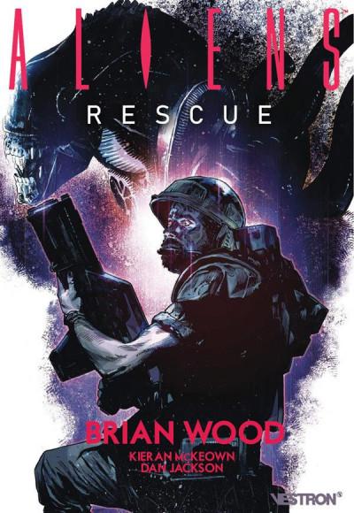 Couverture Aliens - Rescue