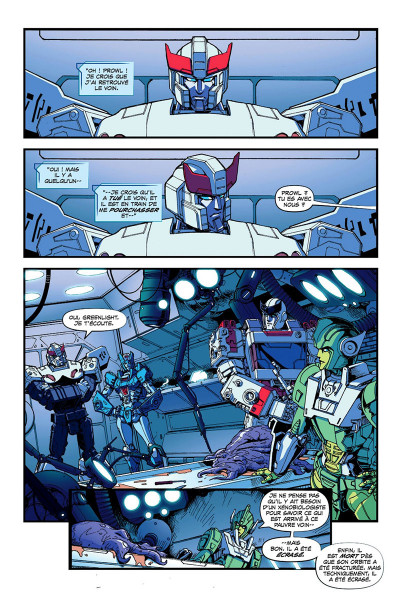 Page 4 Transformers tome 2