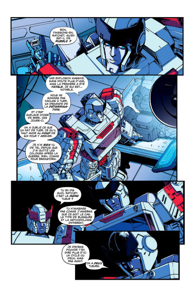 Page 5 Transformers tome 2