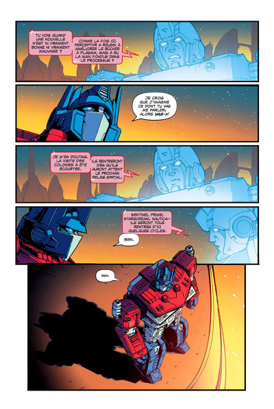 Page 9 Transformers tome 2