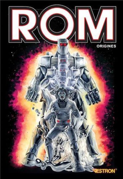 Couverture ROM - Origines