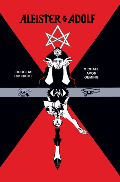Couverture Aleister & Adolf