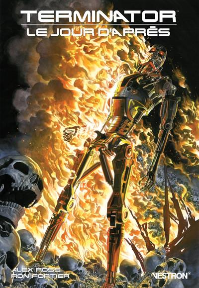 Couverture Terminator - Le jour d'après