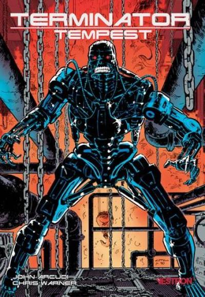 Couverture Terminator - tempest