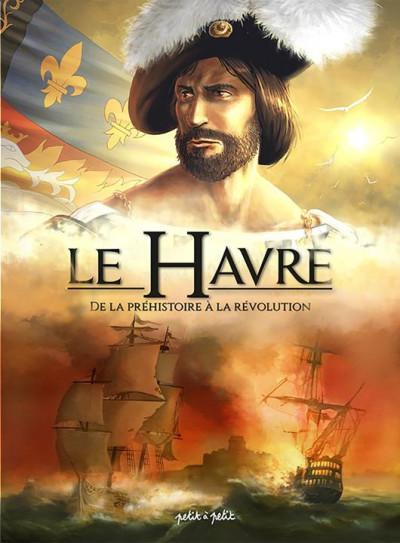 Couverture Le Havre tome 1