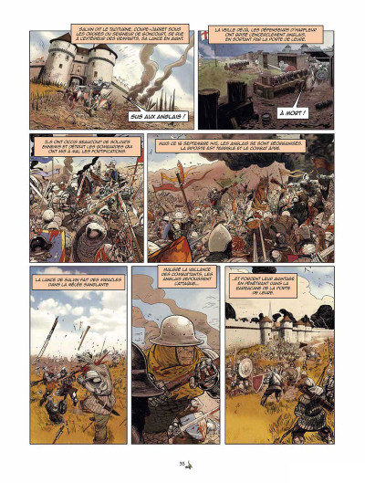 Page 1 Le Havre tome 1