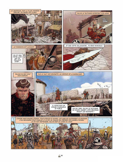 Page 2 Le Havre tome 1