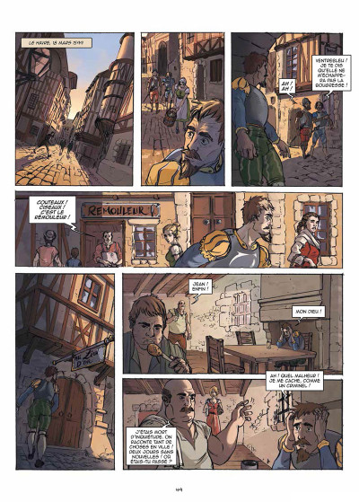 Page 4 Le Havre tome 1