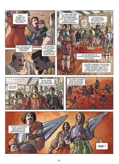 Page 5 Le Havre tome 1