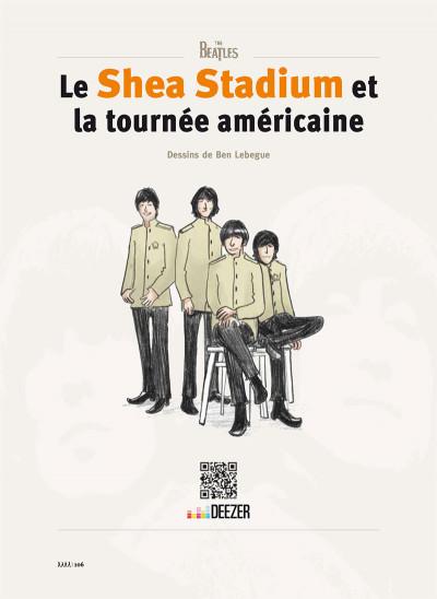 Page 4 Les Beatles en BD
