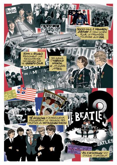 Page 5 Les Beatles en BD