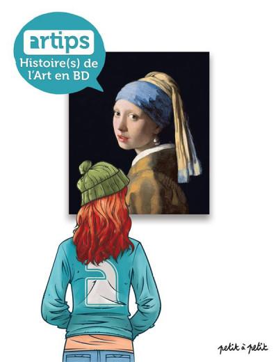 Couverture Artips - Histoire de l'art en BD