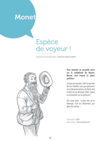 Page 1 Artips - Histoire de l'art en BD