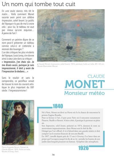 Page 5 Artips - Histoire de l'art en BD