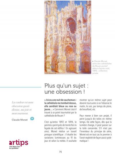 Page 6 Artips - Histoire de l'art en BD