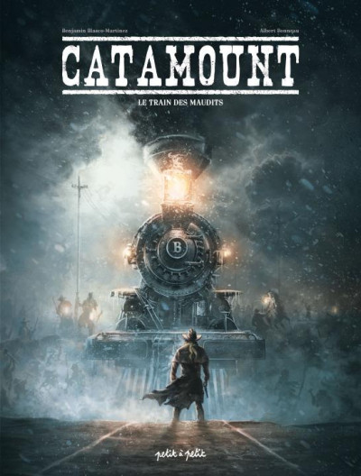 Couverture Catamount tome 2